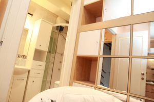 Flats 25 m² (Triple)