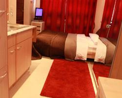Flats 33 m² (Double)